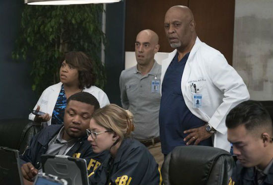 When Does Grey's Anatomy Return Bailey Richard
