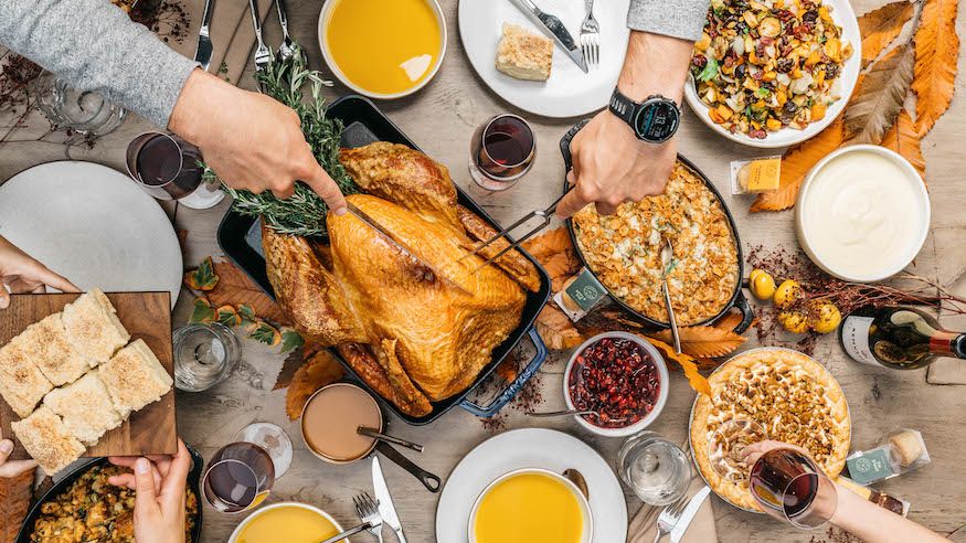 where to get thanksgiving dinner delivery pick up nyc 2018