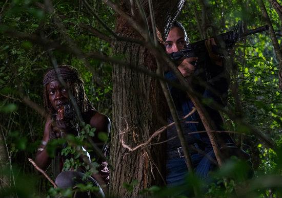 Who Died on The Walking Dead Last Night Michonne Tara