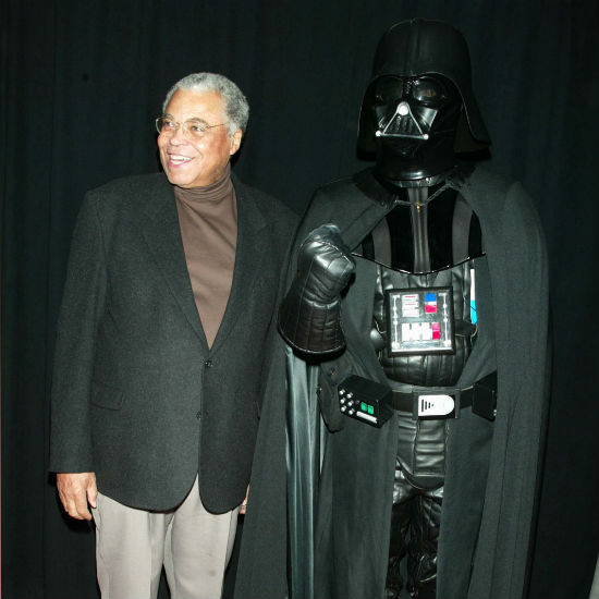 Who Was the Voice of Darth Vader James Earl Jones