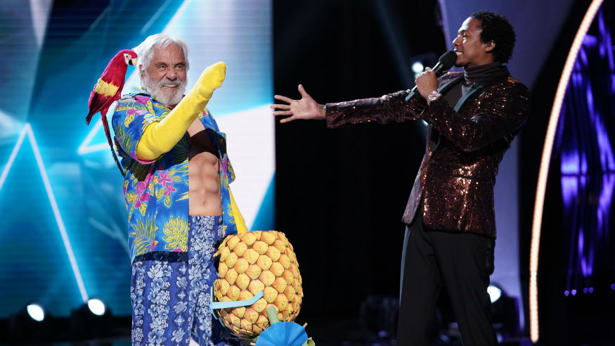 Who was The Masked Singer?