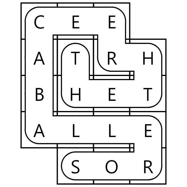 Crossword puzzle, Wander Words answers: July 18, 2019 ...